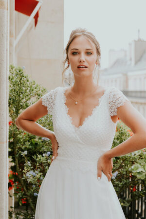 laurine elsa gary 2020 robe de mariee perpignan