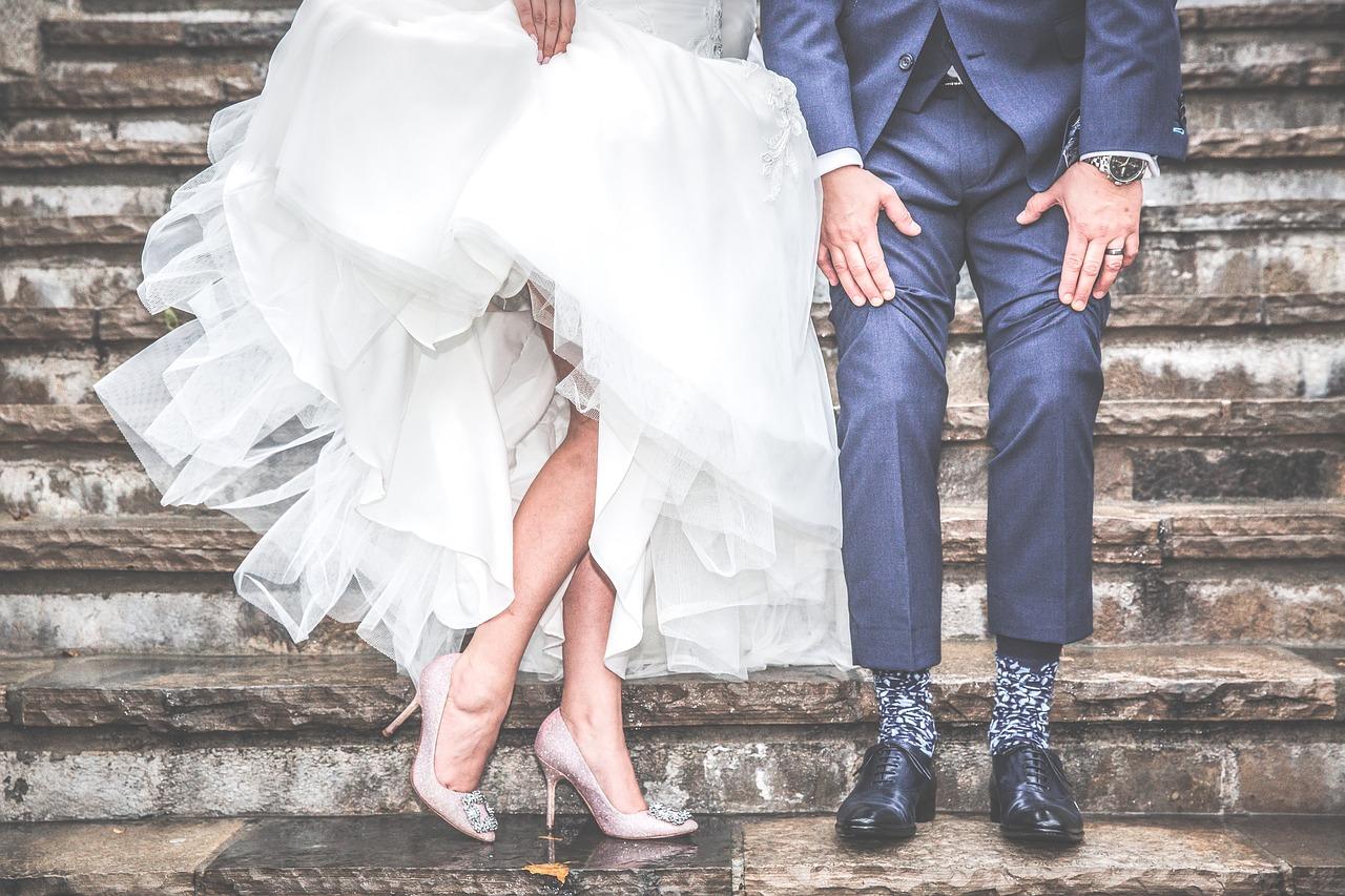 Que mettre sous la robe de mariée ?