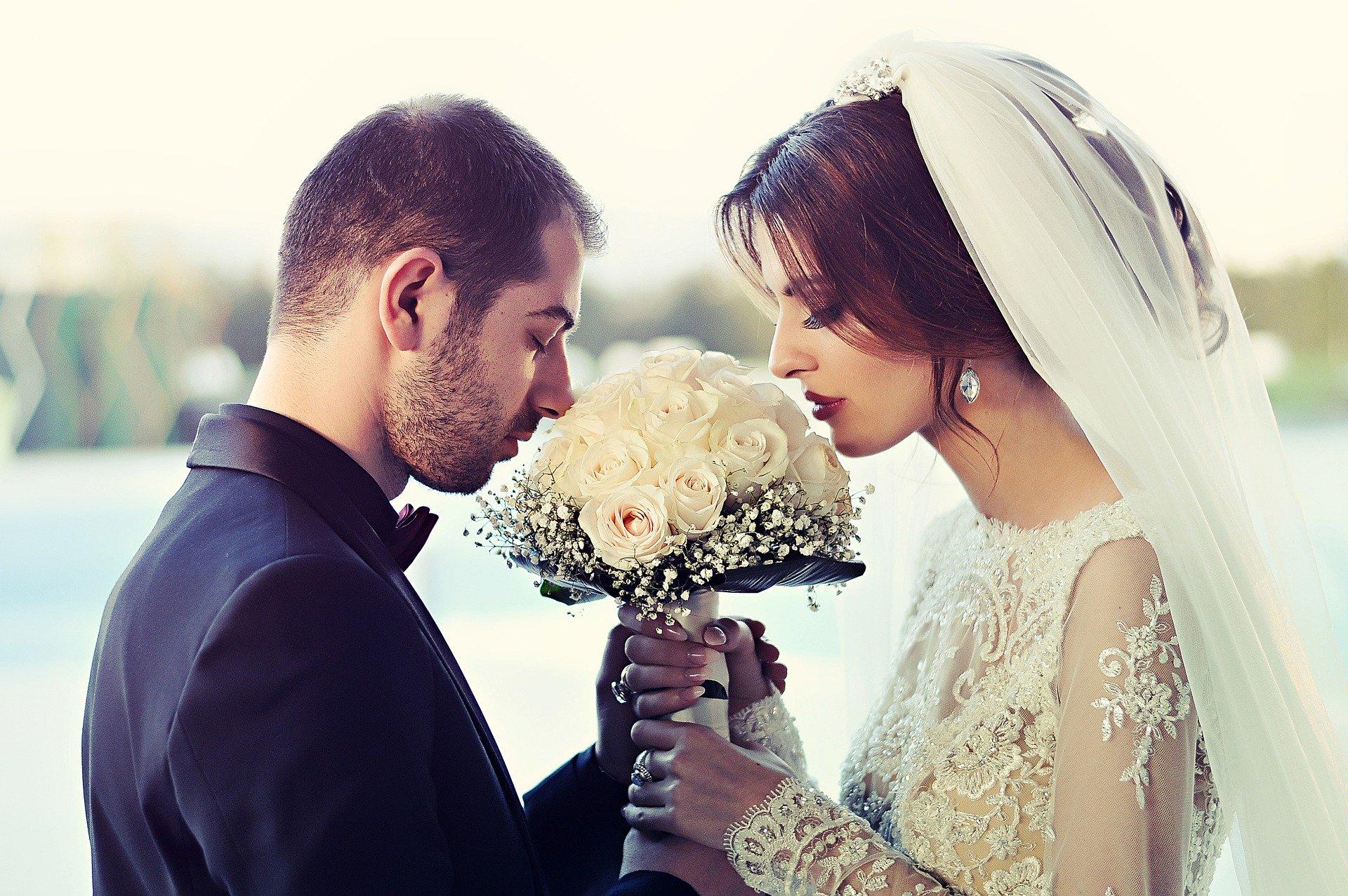 L'évolution du mariage d'hier à nos jours