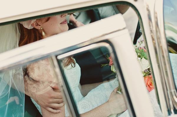thème mariage vintage