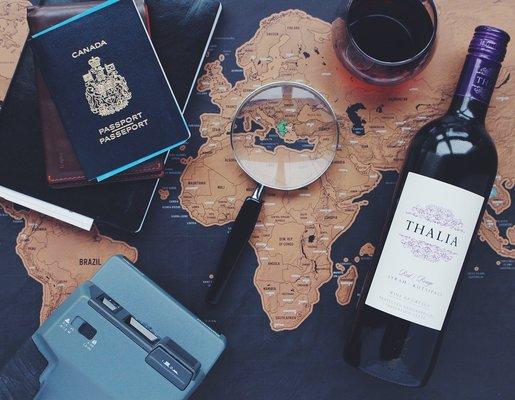 thème mariage voyage