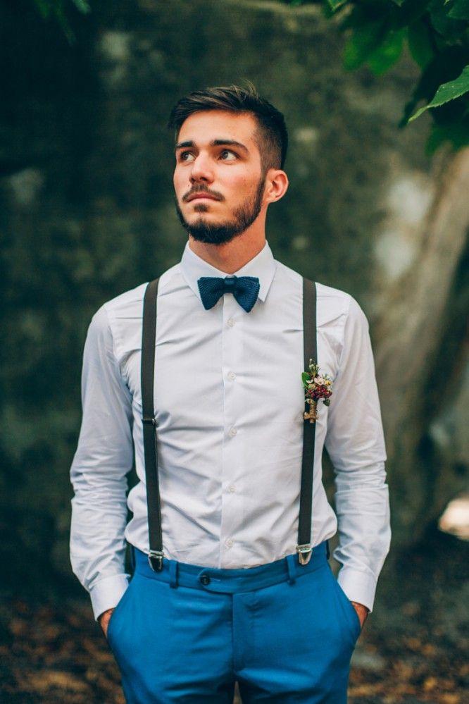 costume marié bohème