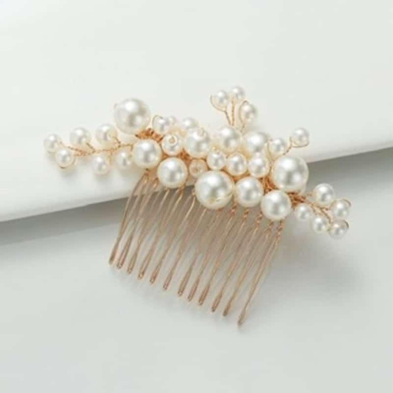 Peigne Perles