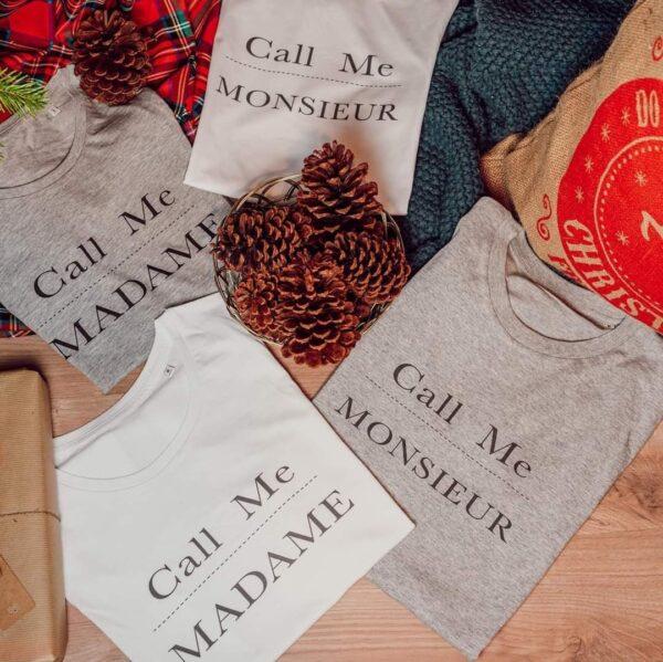 Tee shirt mixte boutique de mariage perpignan