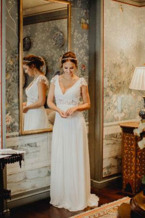 Robe de mariage Elsa Gary collection 2022 Perpigna