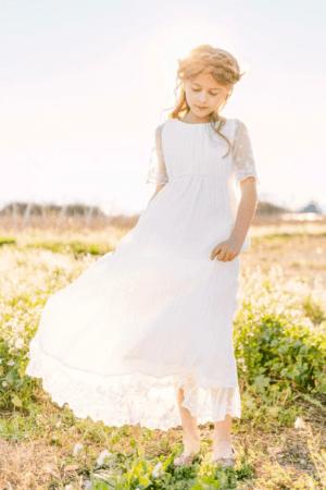 Collection enfant boutique Mariage Perpignan